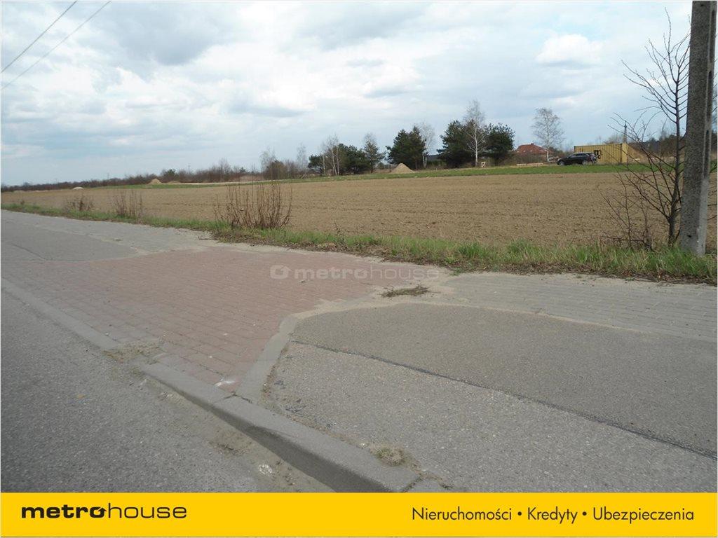 Działka budowlana na sprzedaż Cząstków Mazowiecki, Czosnów  1287m2 Foto 3