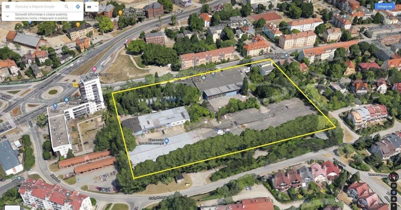 Działka budowlana na sprzedaż Gdańsk, Wrzeszcz, gdańsk  27864m2 Foto 1