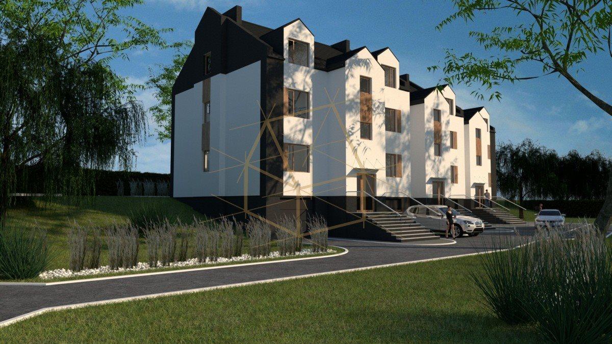 Mieszkanie dwupokojowe na sprzedaż Rumia, Kamienna  43m2 Foto 3