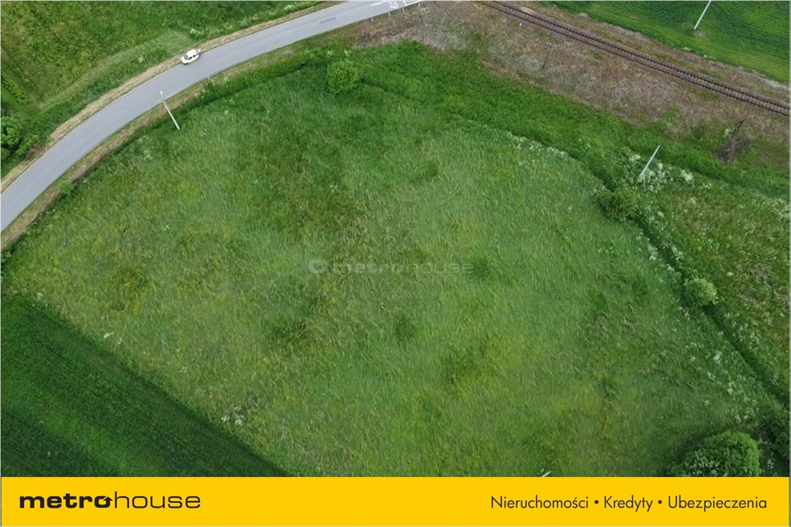 Działka rolna na sprzedaż Morochów, Zagórz  5500m2 Foto 4