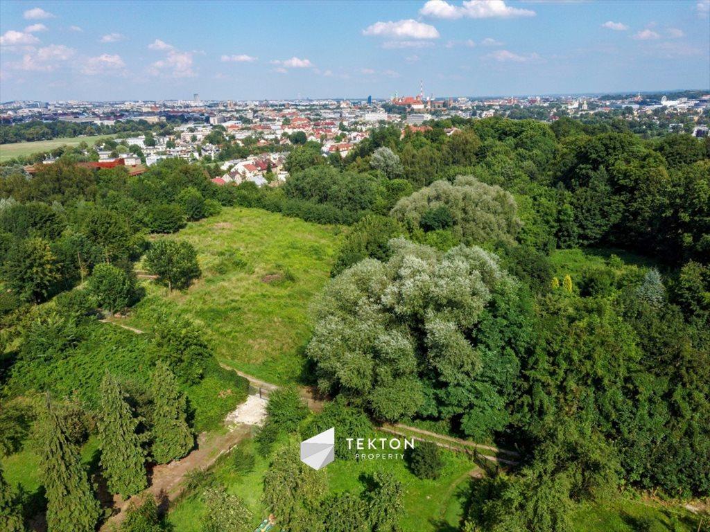 Działka leśna na sprzedaż Kraków, Salwator, Panoramiczna  4100m2 Foto 2
