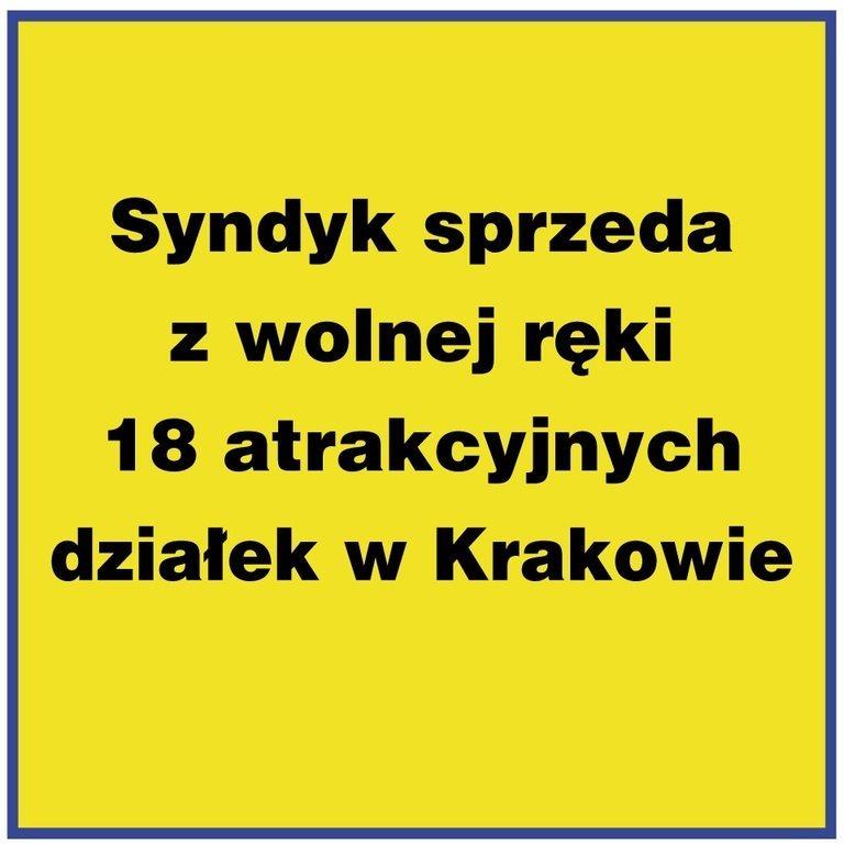 Działka inna na sprzedaż Kraków, Kraków-Krowodrza  5m2 Foto 1