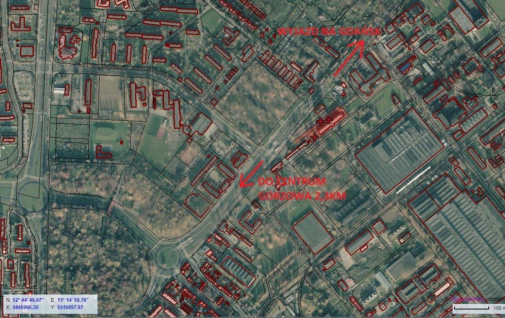 Lokal użytkowy na sprzedaż Gorzów Wielkopolski, Górczyn  3729m2 Foto 5