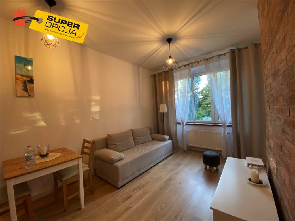 Mieszkanie dwupokojowe na wynajem Kraków, Podgórze, Parkowa  33m2 Foto 2