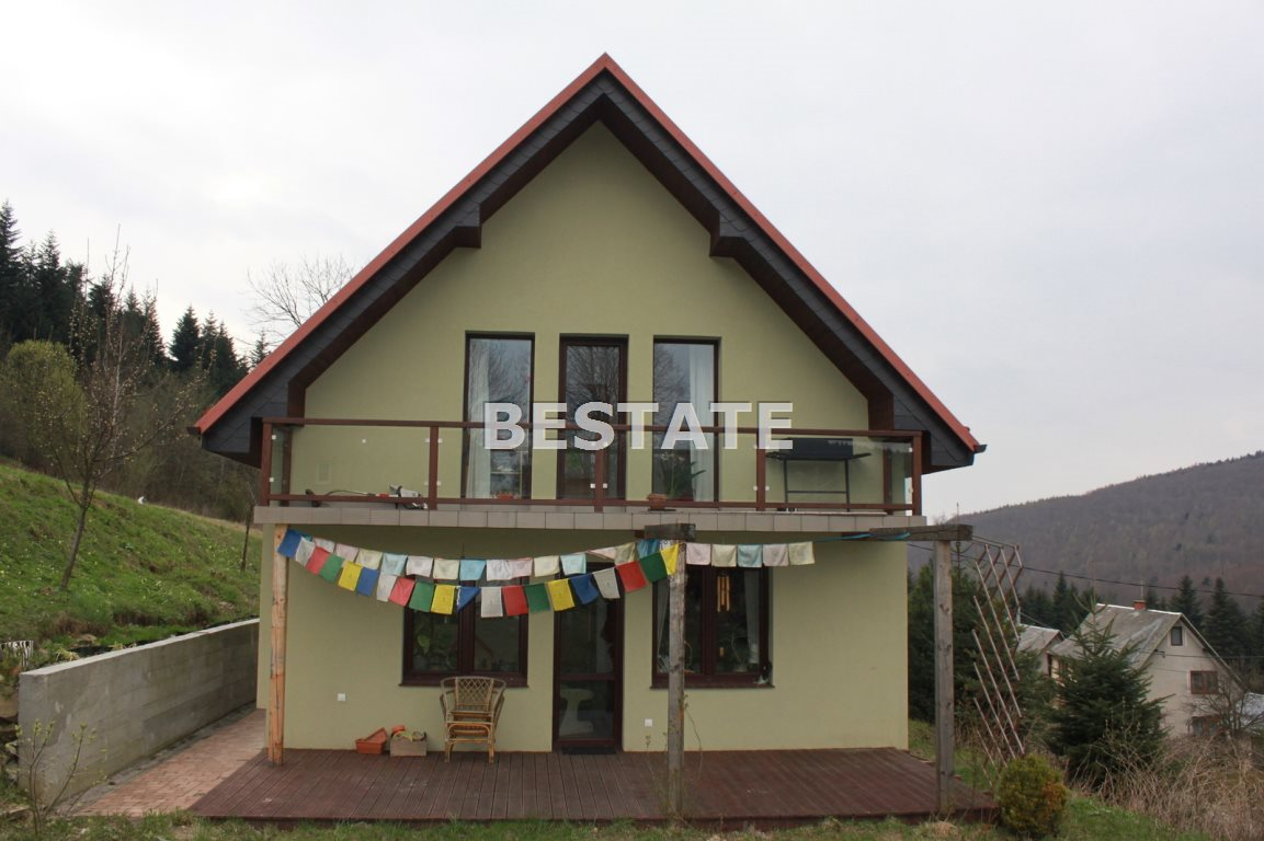 Dom na sprzedaż Myślenice, Chełm  90m2 Foto 1