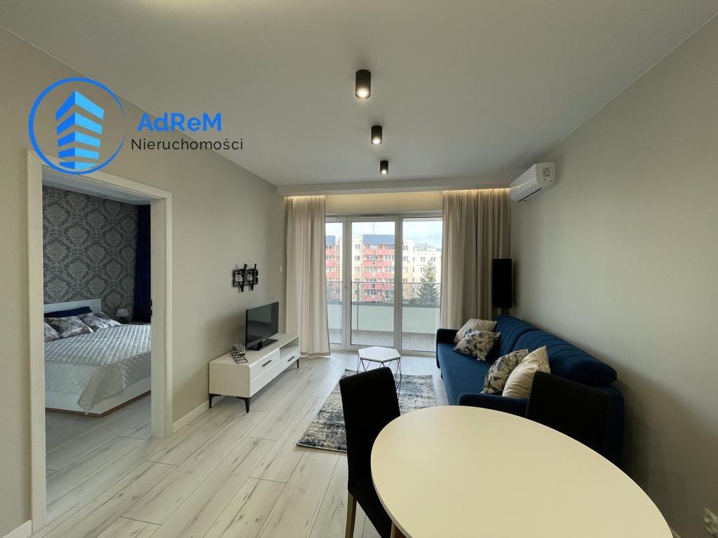 Mieszkanie dwupokojowe na wynajem Białystok, Sienkiewicza, Jurowiecka  38m2 Foto 1