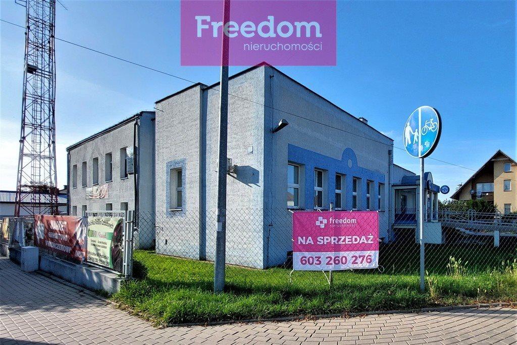 Lokal użytkowy na sprzedaż Poddębice, Sienkiewicza  700m2 Foto 4