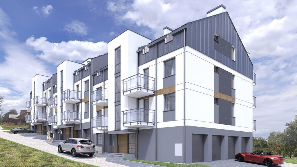 Mieszkanie czteropokojowe  na sprzedaż Rzeszów, Staroniwska  65m2 Foto 2
