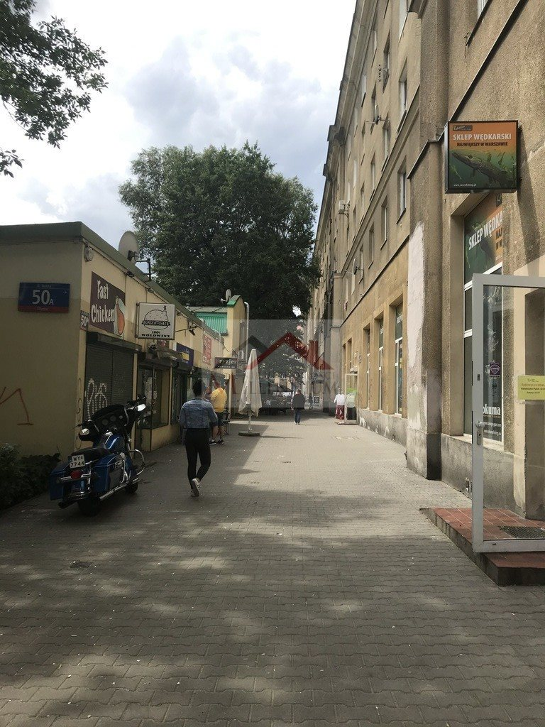 Lokal użytkowy na sprzedaż Warszawa, Wola, Wolska  34m2 Foto 1