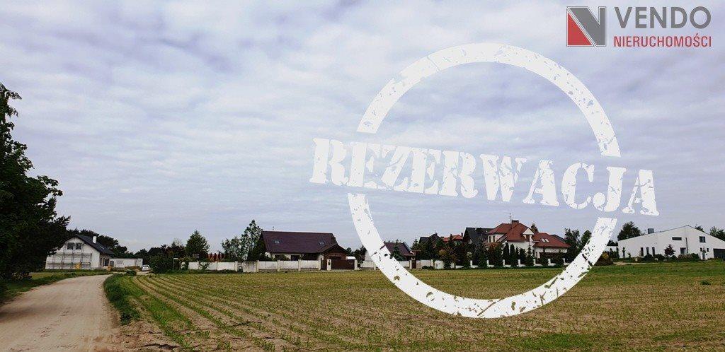 Działka budowlana na sprzedaż Jerzykowo  1400m2 Foto 1