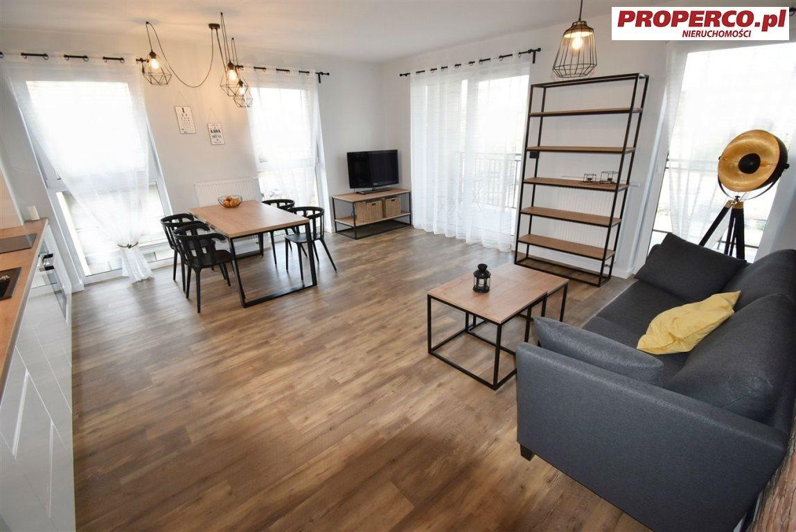 Mieszkanie dwupokojowe na wynajem Kielce, Centrum, Ściegiennego  48m2 Foto 1