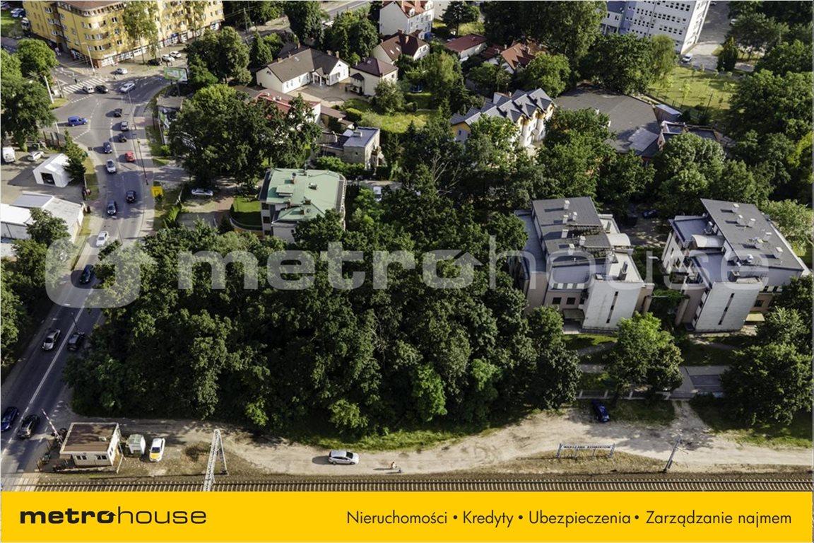 Działka leśna na sprzedaż Warszawa, Rembertów  1291m2 Foto 3