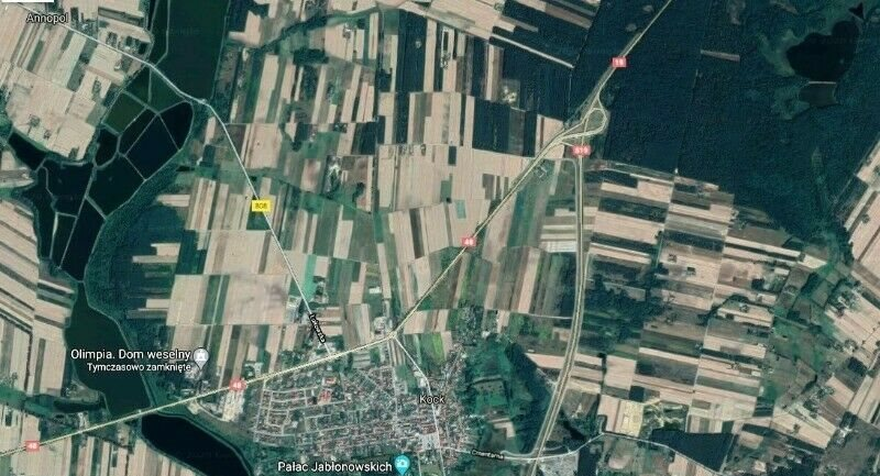 Działka przemysłowo-handlowa na sprzedaż Kock Rolny  49500m2 Foto 1