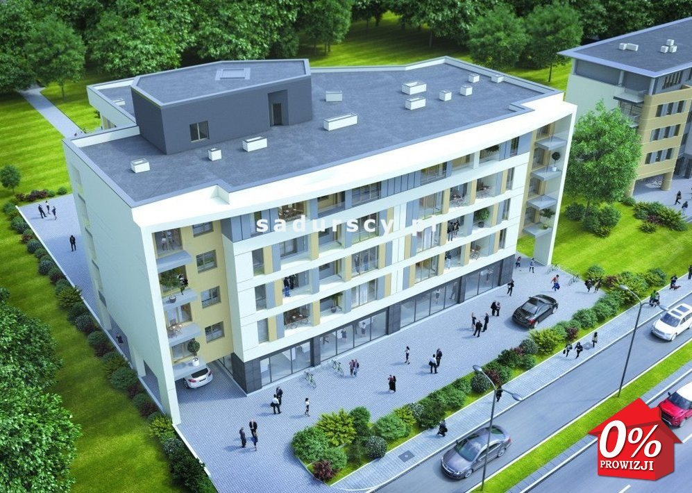 Mieszkanie dwupokojowe na sprzedaż Kraków, Podgórze, Zabłocie, Nowohucka  51m2 Foto 2