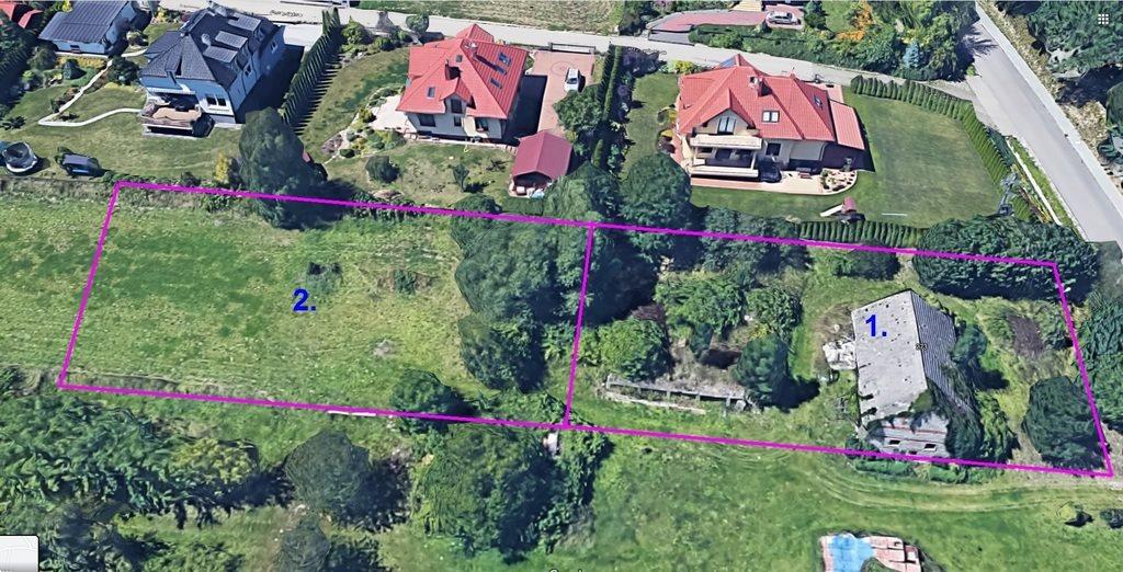Działka budowlana na sprzedaż Kielanówka  1100m2 Foto 2