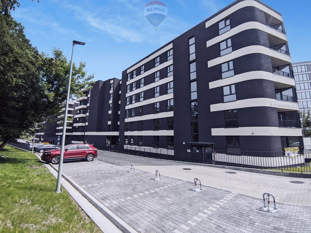 Mieszkanie dwupokojowe na sprzedaż Kraków, Promienistych  47m2 Foto 1