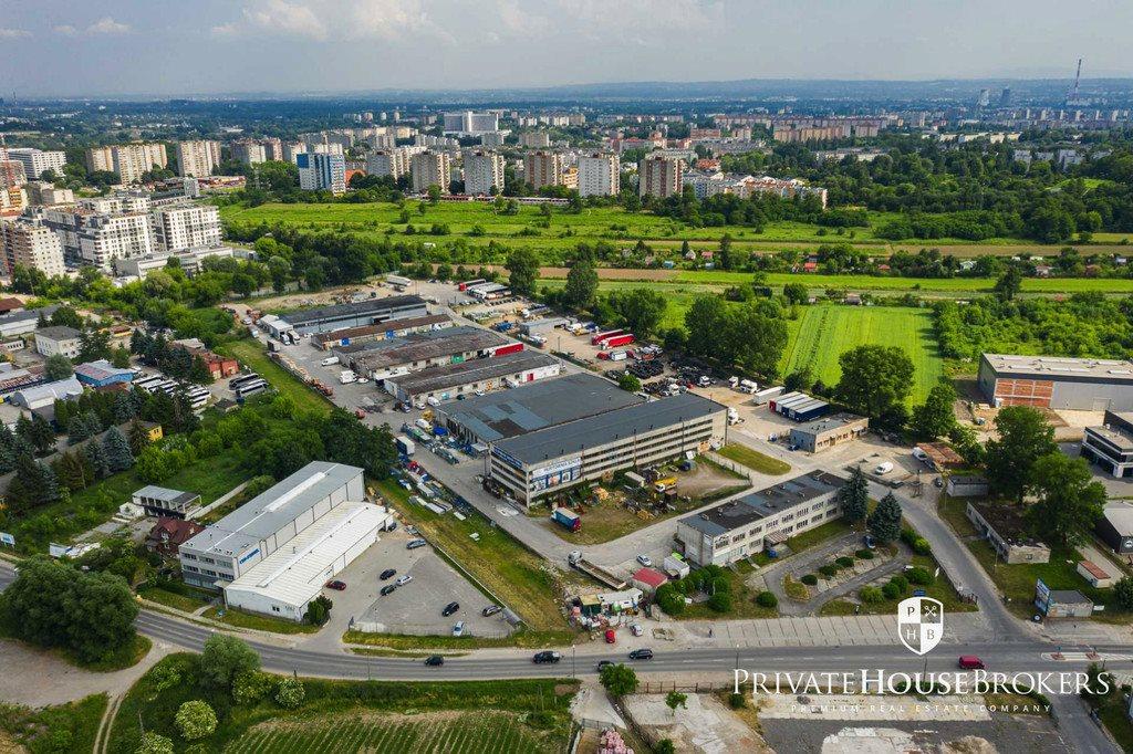 Działka przemysłowo-handlowa na sprzedaż Kraków, Prądnik Czerwony, Prądnik Czerwony, Powstańców  58203m2 Foto 1