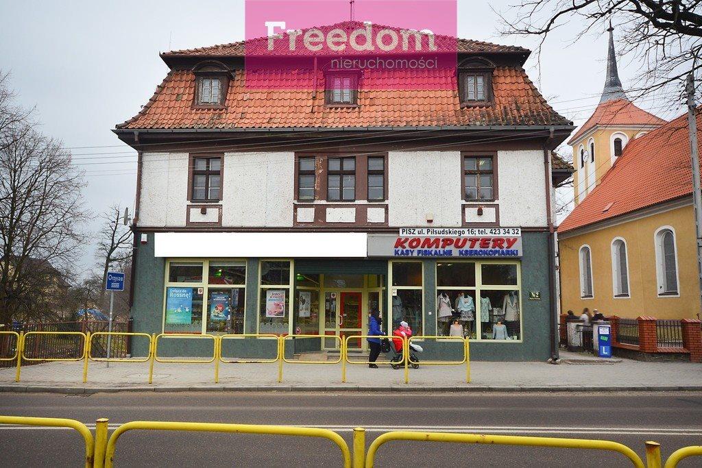 Lokal użytkowy na wynajem Orzysz  230m2 Foto 10