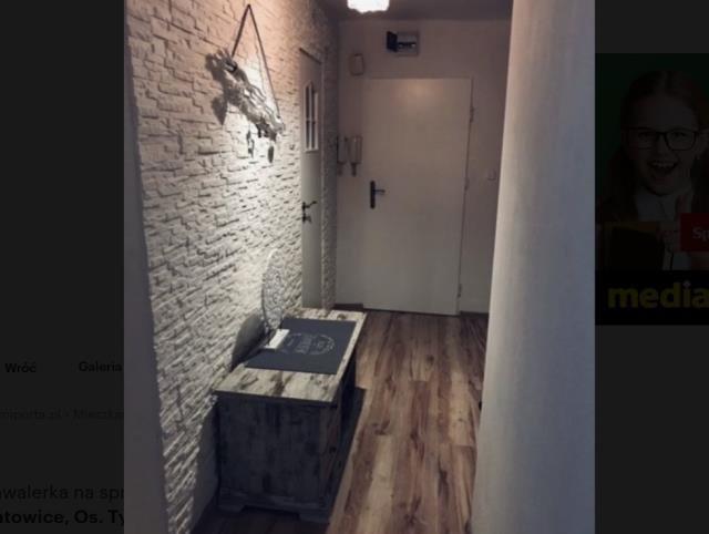 Kawalerka na sprzedaż Katowice, os. Tysiąclecia, Ułańska  40m2 Foto 2