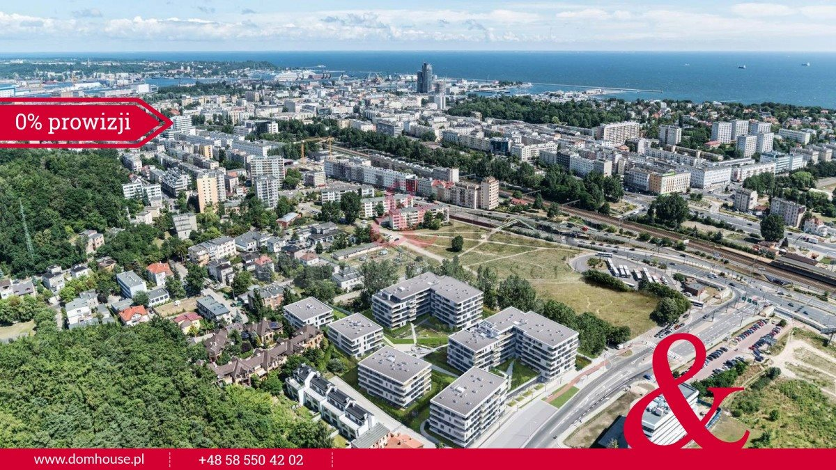 Mieszkanie dwupokojowe na sprzedaż Gdynia, Działki Leśne, Kielecka  53m2 Foto 3
