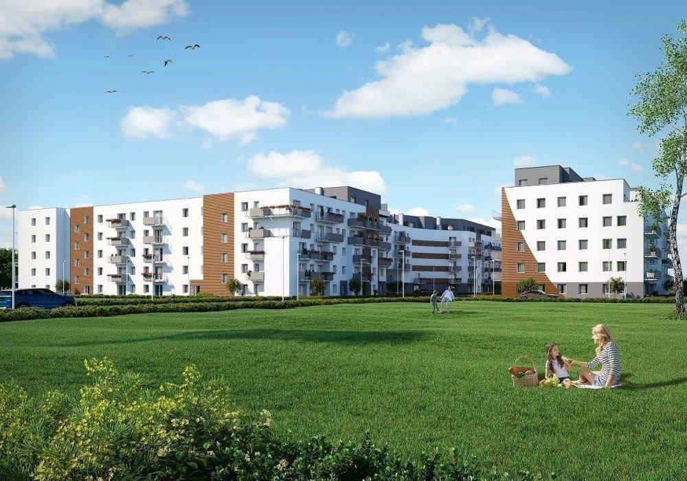 Mieszkanie dwupokojowe na sprzedaż Poznań, Nowe Miasto, Malta, Nowe Miasto, Malta,  36m2 Foto 1