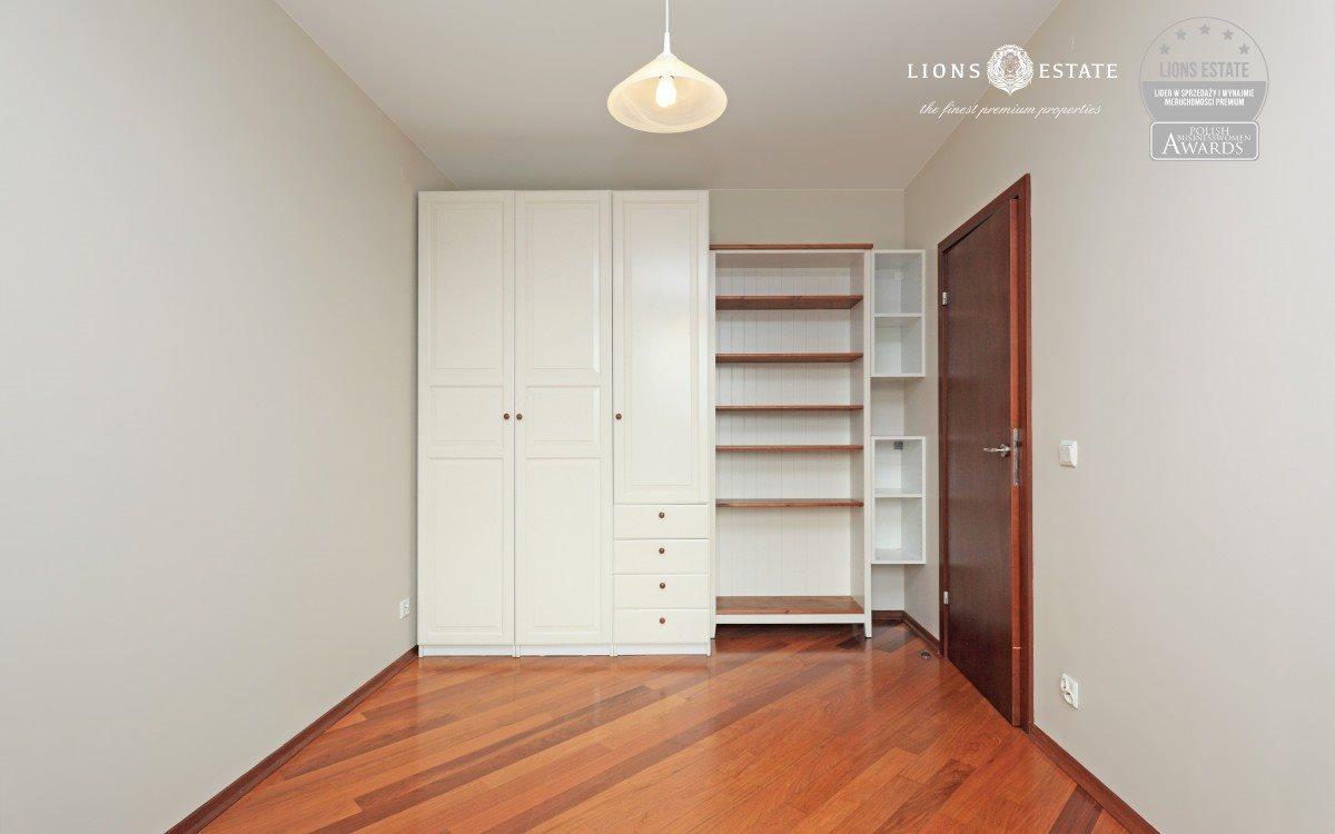 Mieszkanie czteropokojowe  na wynajem Warszawa, Mokotów Stegny, Aleja Wilanowska  123m2 Foto 10