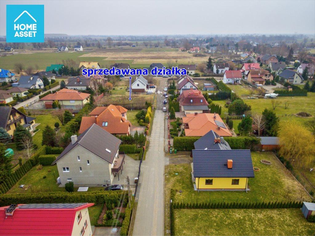 Działka budowlana na sprzedaż Wiślinka, Koralowa  732m2 Foto 11