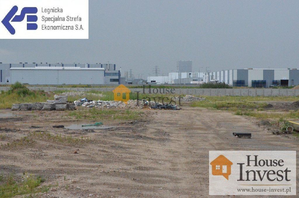 Działka przemysłowo-handlowa na sprzedaż Legnica, Gniewomierska  19660m2 Foto 3