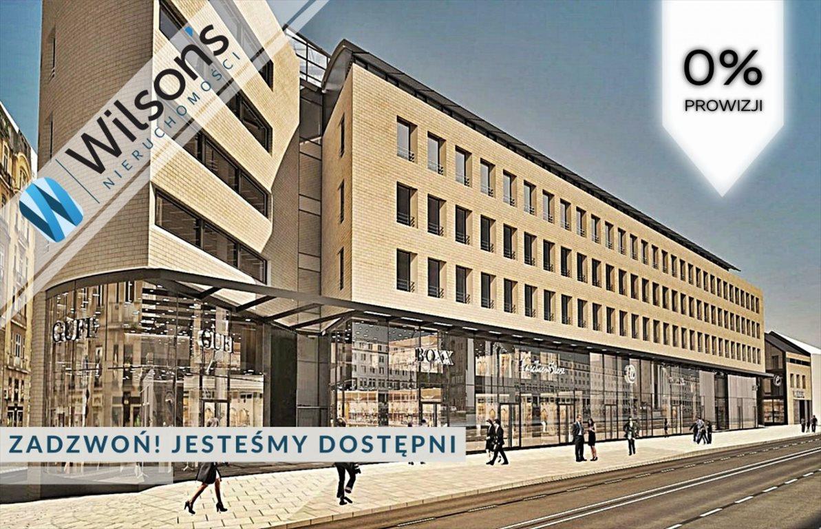 Lokal użytkowy na wynajem Warszawa, Śródmieście, Plac Trzech Krzyży  155m2 Foto 1