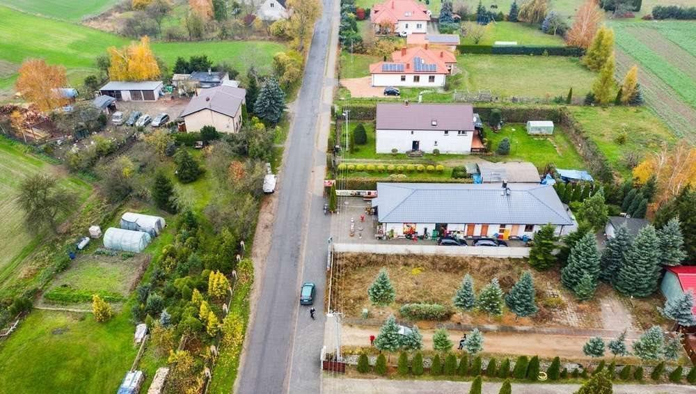 Działka budowlana na sprzedaż Rościnno  400m2 Foto 3