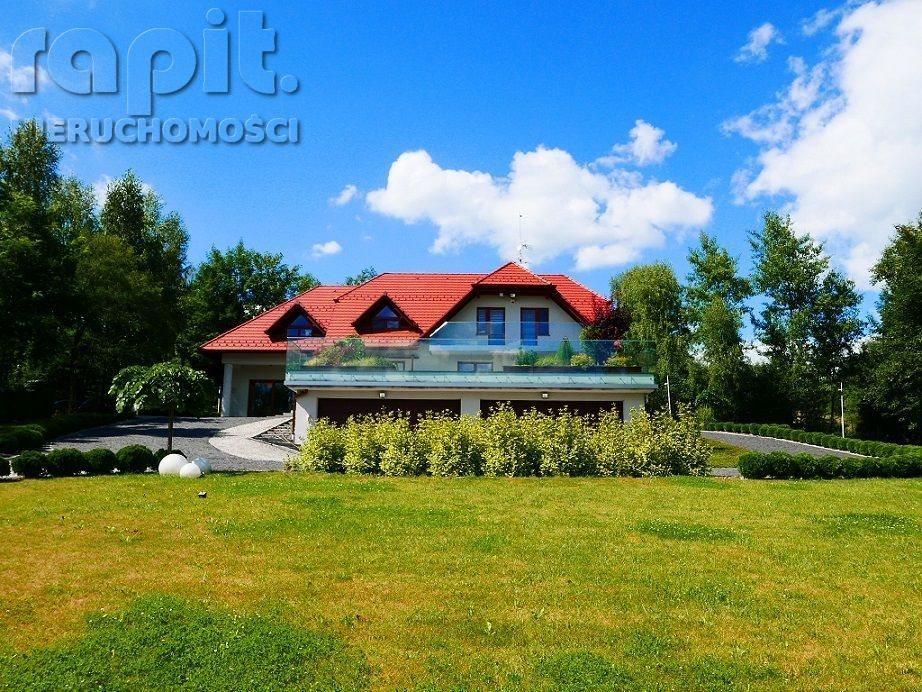 Dom na sprzedaż Borzęta  270m2 Foto 1
