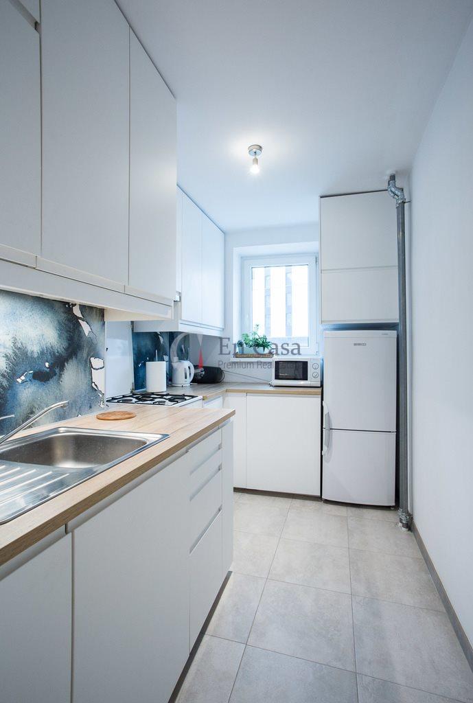 Mieszkanie trzypokojowe na wynajem Warszawa, Wola, Mirów, Twarda  54m2 Foto 3