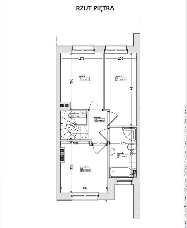 Dom na sprzedaż Biedrusko  83m2 Foto 4