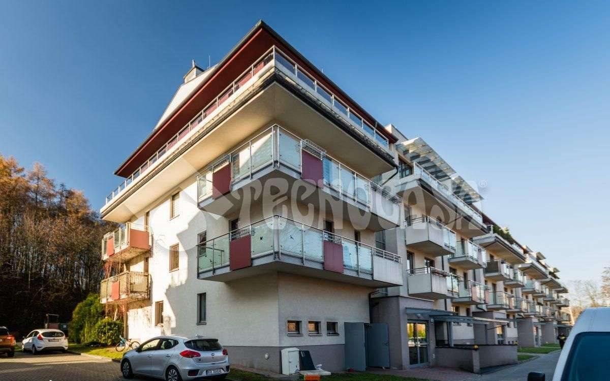 Mieszkanie dwupokojowe na sprzedaż Kraków, Dębniki, kraków  57m2 Foto 1