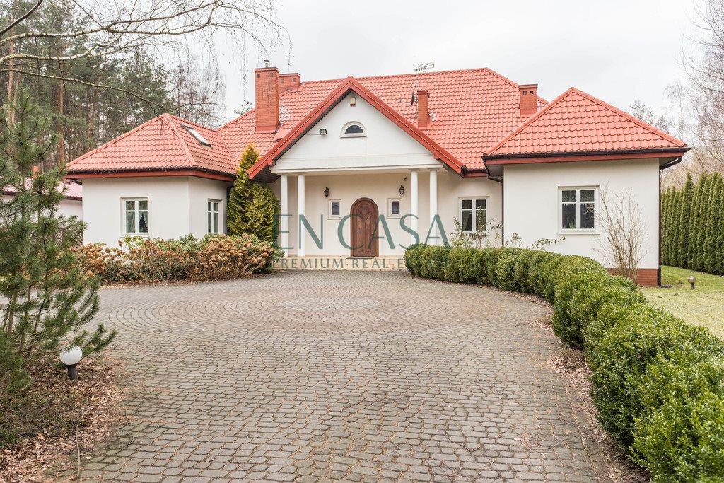 Dom na sprzedaż Milanówek, Łąkowa  361m2 Foto 1