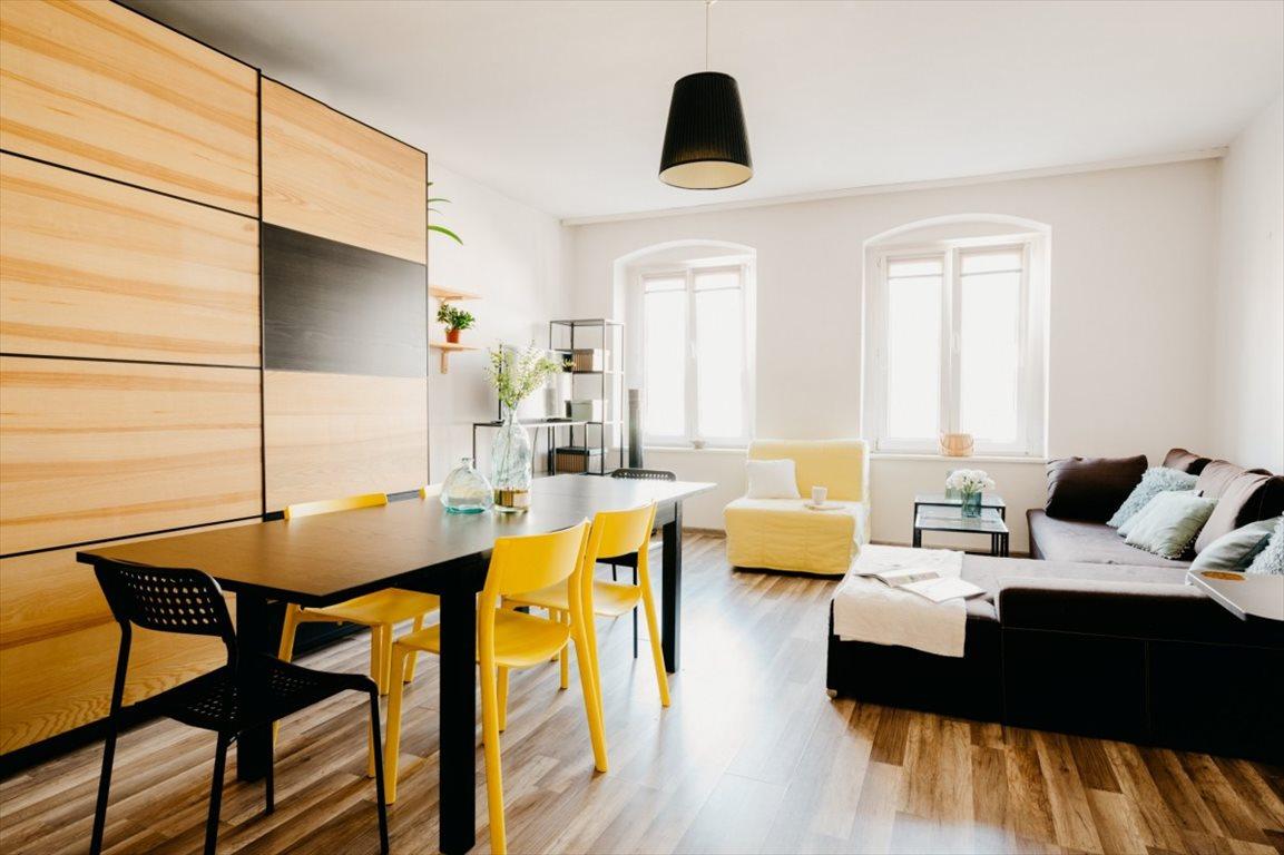 Mieszkanie dwupokojowe na sprzedaż Wrocław, Leśnica, Dolnobrzeska  66m2 Foto 2