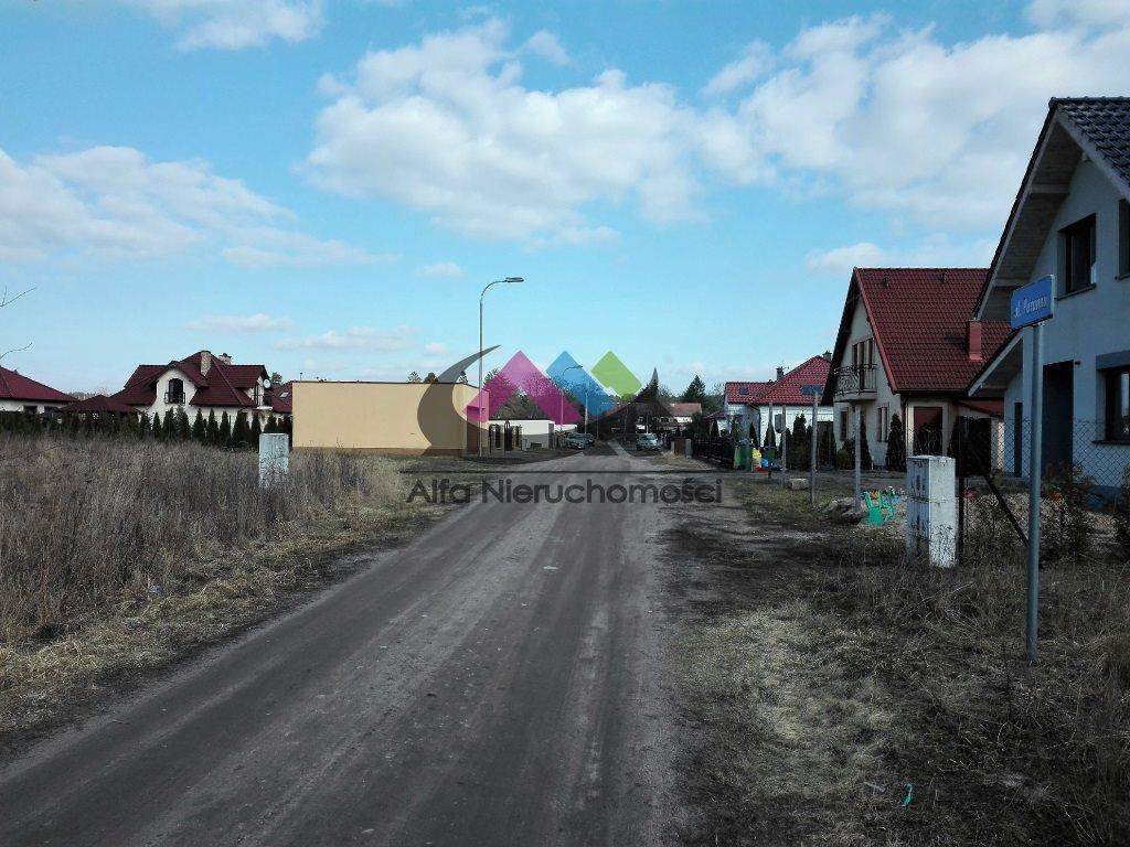Działka budowlana na sprzedaż Dobrzyca  1178m2 Foto 3