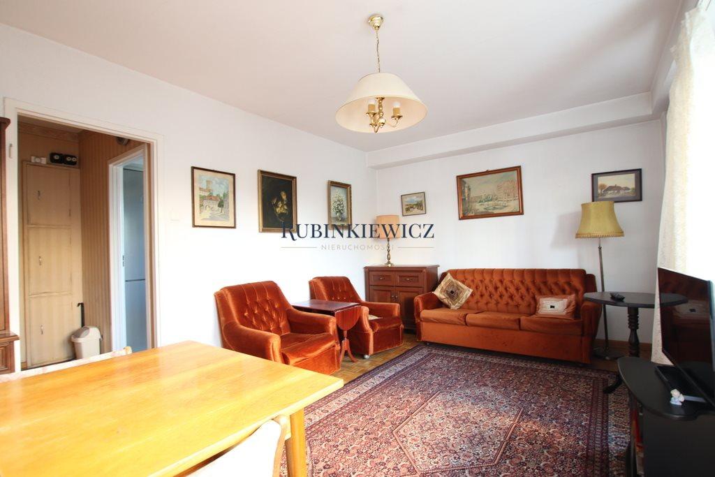 Mieszkanie trzypokojowe na sprzedaż Warszawa, Śródmieście, Muranów, Inflancka  58m2 Foto 5