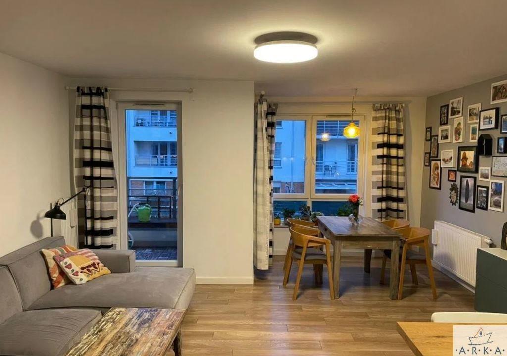 Mieszkanie trzypokojowe na sprzedaż Szczecin, Gumieńce, Kazimierska  71m2 Foto 4