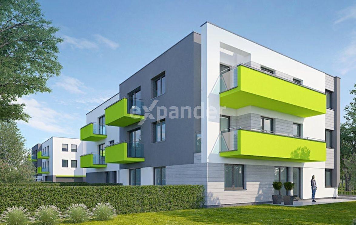 Mieszkanie dwupokojowe na sprzedaż Częstochowa, Parkitka, Mazowiecka  65m2 Foto 1