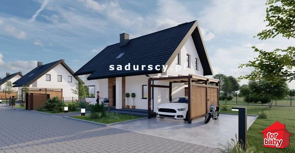 Dom na sprzedaż Wołowice  133m2 Foto 5