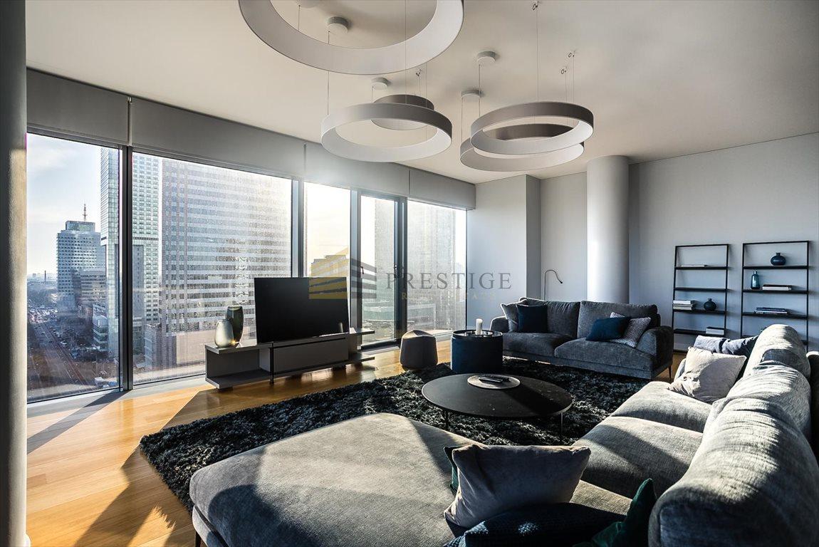 Luksusowe mieszkanie czteropokojowe  na wynajem Warszawa, Śródmieście, Twarda  160m2 Foto 6