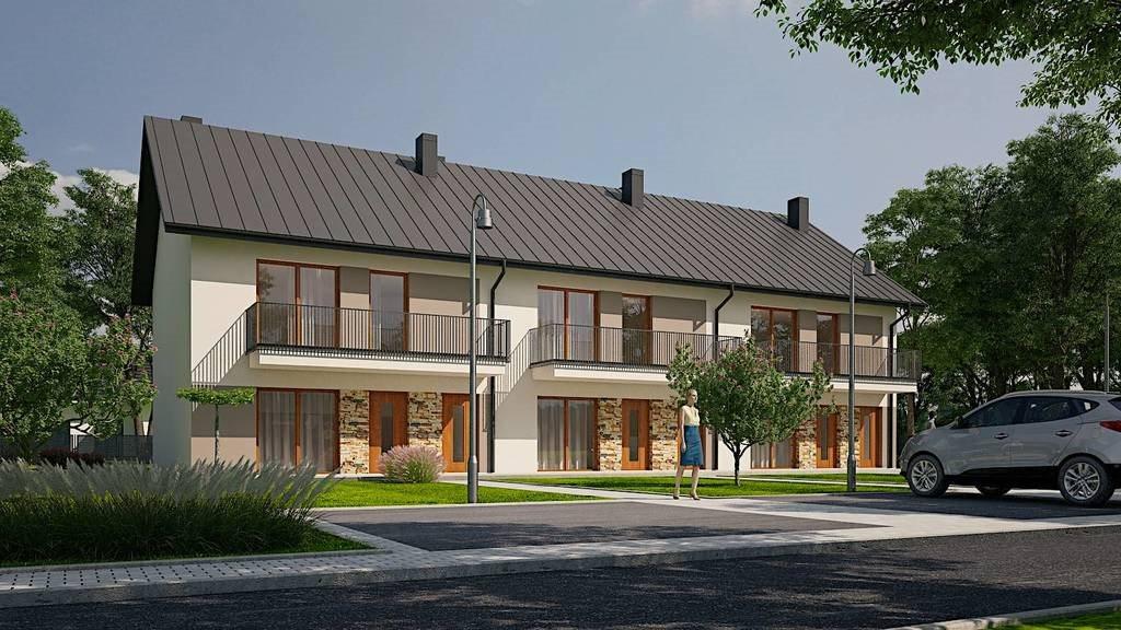 Mieszkanie trzypokojowe na sprzedaż Wieliczka  65m2 Foto 1