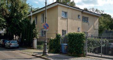 Dom na wynajem Warszawa, Praga-Południe, SASKA KĘPA WILLA NA BIURO  700m2 Foto 1