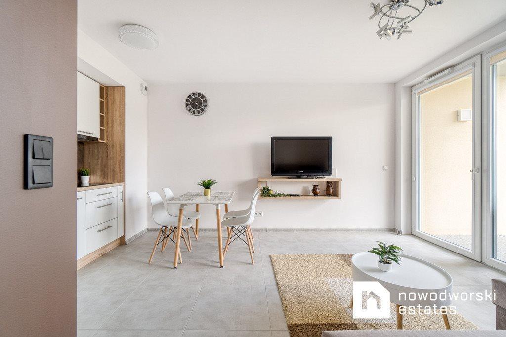 Mieszkanie dwupokojowe na sprzedaż Gdańsk, Morena, Franciszka Rakoczego  37m2 Foto 2