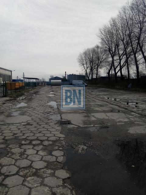 Działka przemysłowo-handlowa pod dzierżawę Gliwice  3000m2 Foto 3