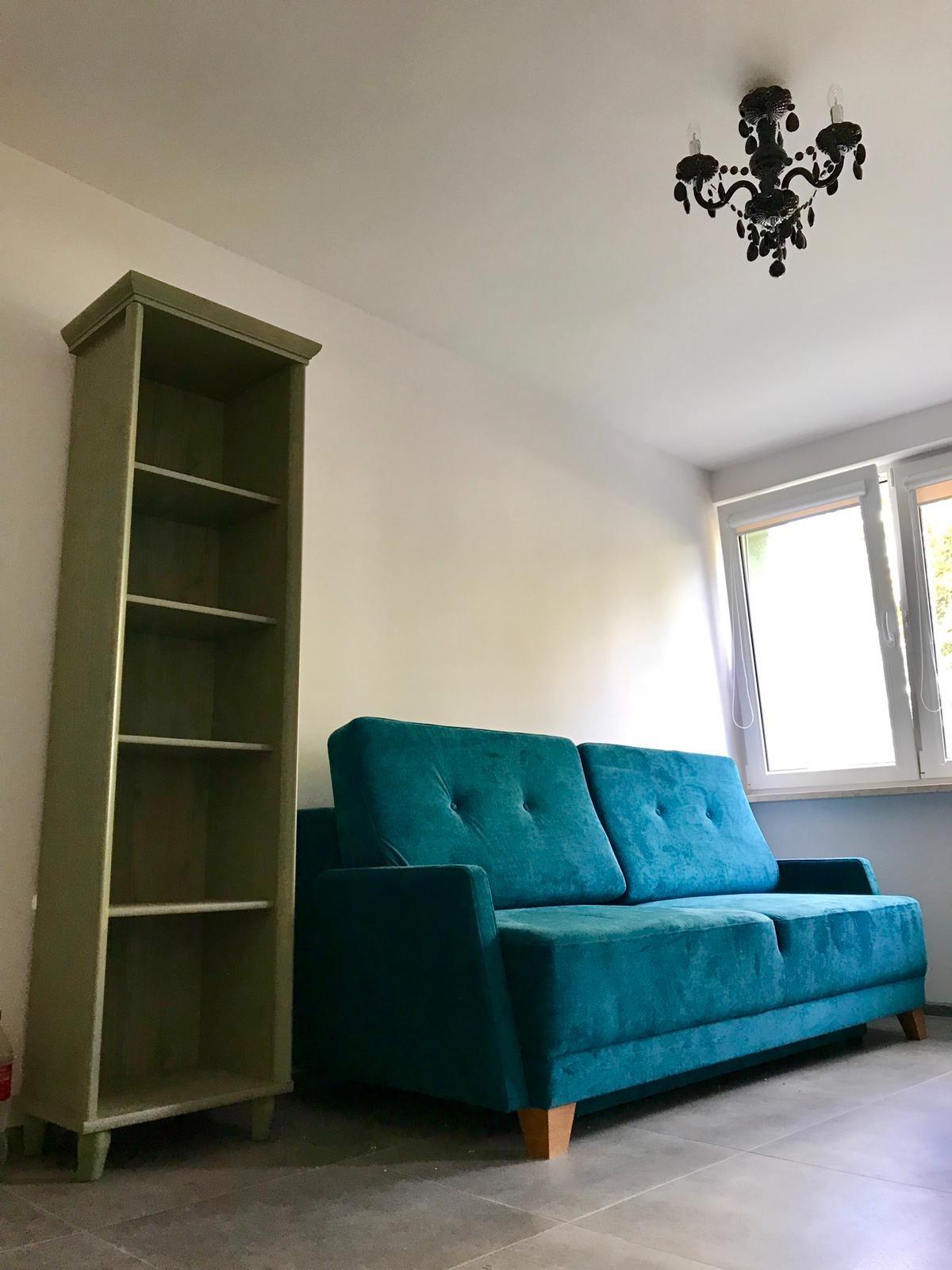 Mieszkanie dwupokojowe na wynajem Warszawa, Śródmieście, Okrąg  38m2 Foto 2