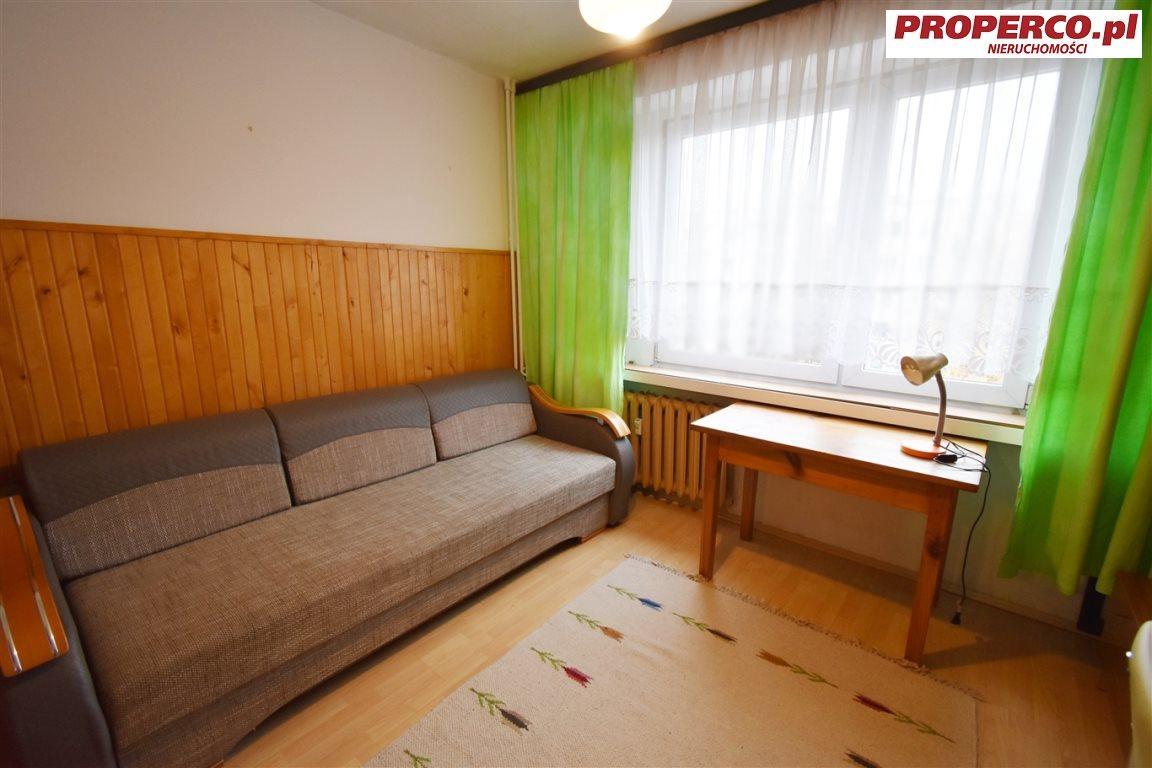 Mieszkanie dwupokojowe na wynajem Kielce, Bocianek, Norwida  50m2 Foto 1