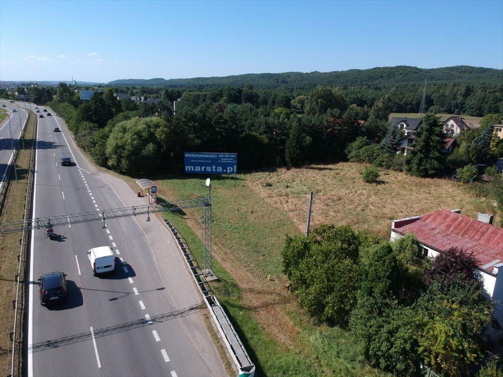Działka przemysłowo-handlowa pod dzierżawę Reda, Wejherowska  2517m2 Foto 1