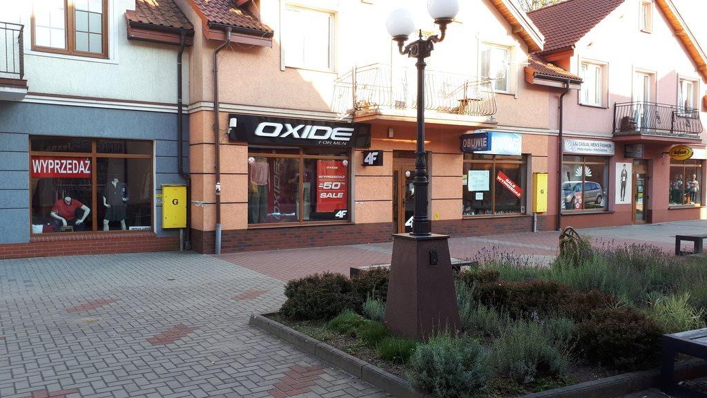 Lokal użytkowy na sprzedaż Morąg, Mickiewicza  55m2 Foto 3